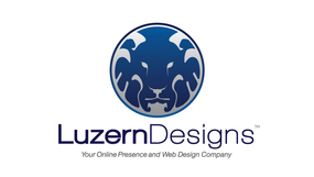 Luzern Designs website creator